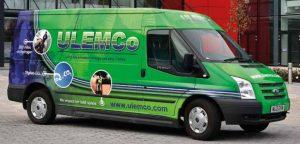 Ulemco duel fuel Van